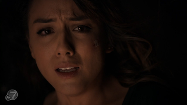 Marvel's Agents of S.H.I.E.L.D. Midwinter Finale - What They Become - Skye Crying