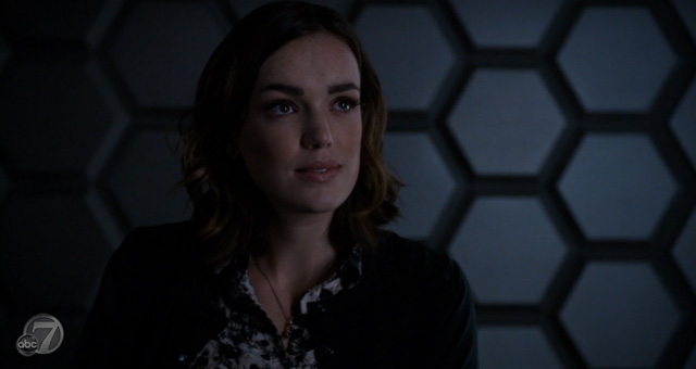 Marvel's Agents of S.H.I.E.L.D. Midwinter Finale - What They Become - Simmons Listens to Fitz