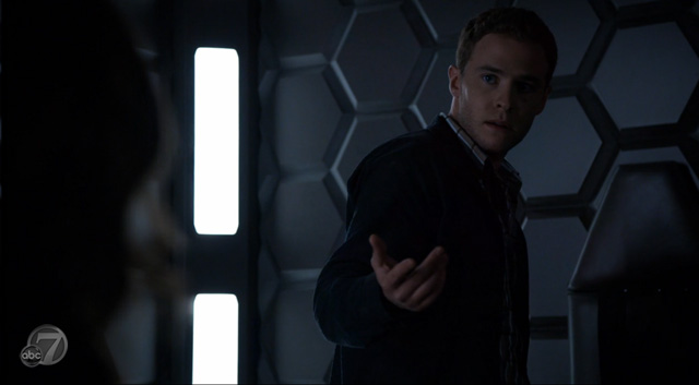 Marvel's Agents of S.H.I.E.L.D. Midwinter Finale - What They Become - Fitz Talks to Simmons