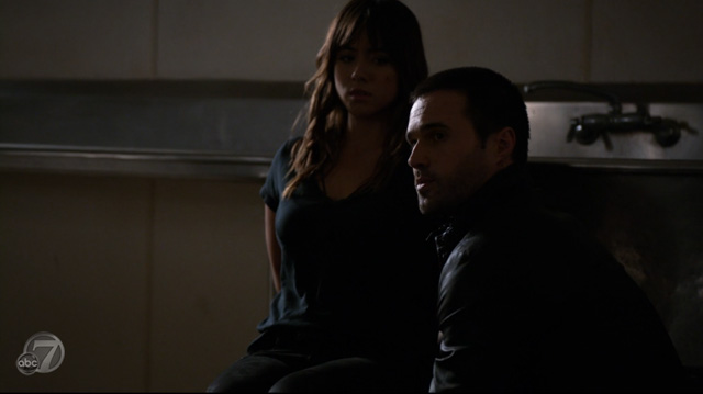 Marvel's Agents of S.H.I.E.L.D. Midwinter Finale - What They Become - Ward Frees Skye