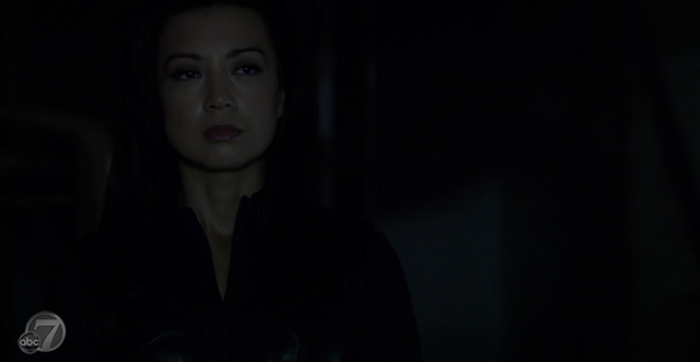 Marvel's Agents of S.H.I.E.L.D. Midwinter Finale - What They Become - May Worried
