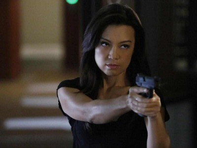 Agents of SHIELD S2x09 Ming Na is outstanding as Melinda May!