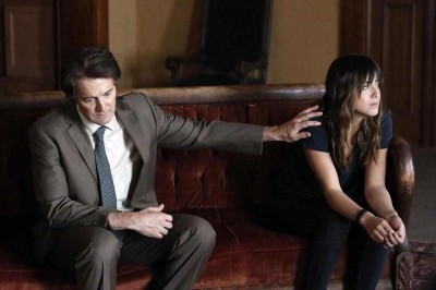 Agents of SHIELD S2x10 - Skye and Dad try to figure things out