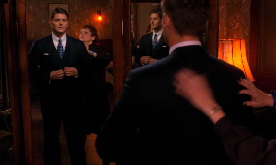 Supernatural S7x12 - Dapper Dean