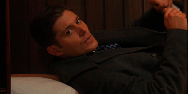 Supernatural S7x12 - Dean on the Floor
