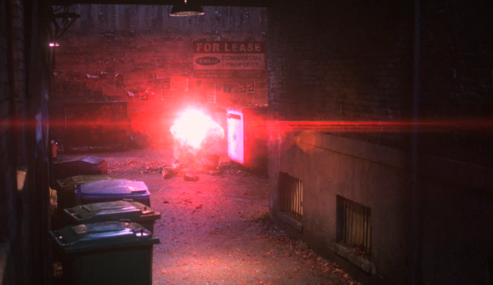 Supernatural S7x12 - Red Light in Alley