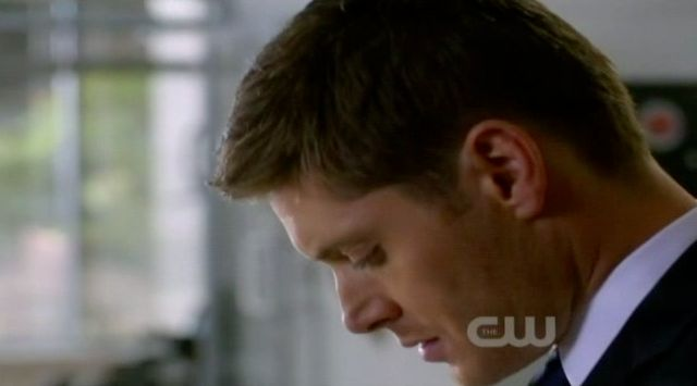 Supernatural S7x13 - Dean feels used