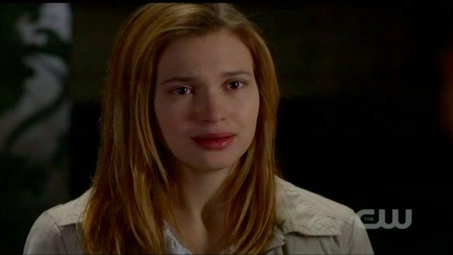 Supernatural S7x13 - Emma comes to find Dean