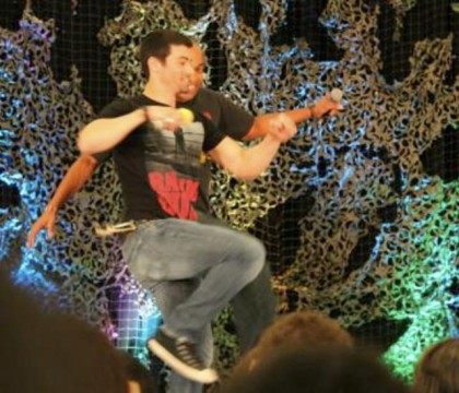 Supernatural BurCon 2012 - Matt Cohen demonstrates The Jerk