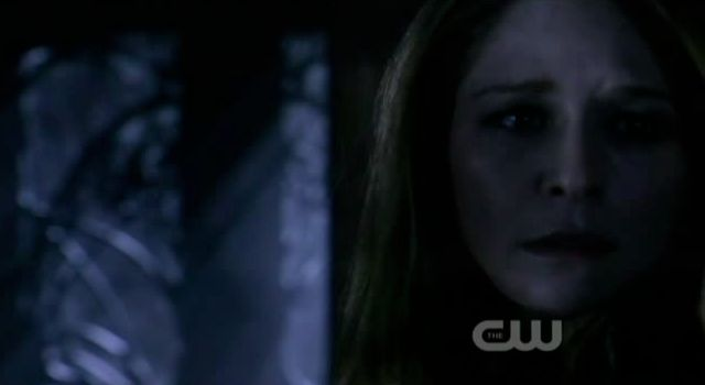 Supernatural S7x19 - Annie oh crap look