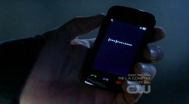 Supernatural S7x19 - Odd phone number