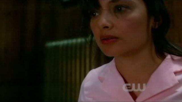 Supernatural S7x22 - Bobby possesses Louise