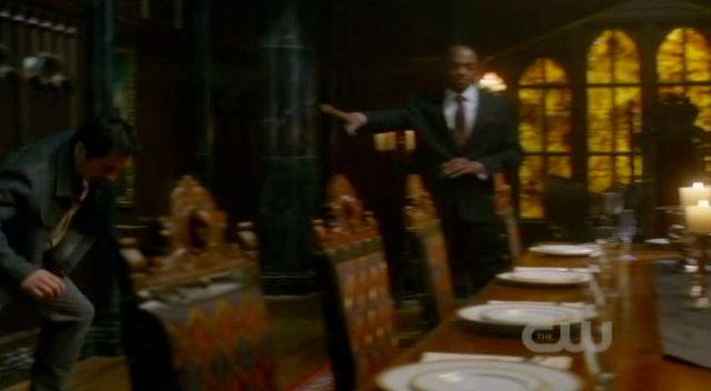 Supernatural S7x22 - Edgar tells Alpha they want them dead