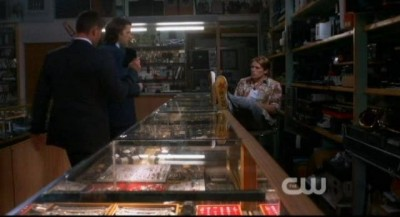 Supernatural S8x02 - In the pawn shop