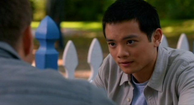 Supernatural S8x02 - Kevin portrayed by Osric Chau