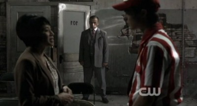 Supernatural S8x02 - Plutus prepares to take Tiger Mommys soul