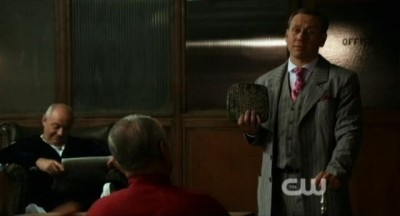 Supernatural S8x02 - The word of God is up for auction