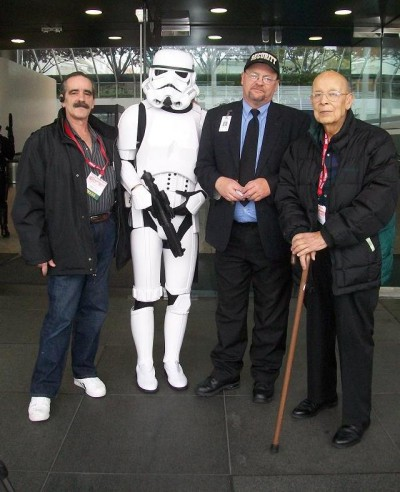 WonderCon 2010 with Dad