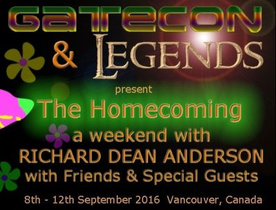 Gatecon 2016 The Homecoming Poster