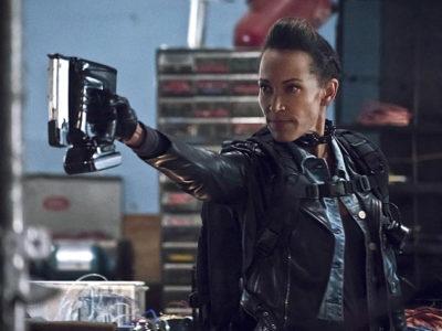 Rachel Luttrell on Arrow