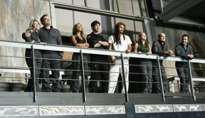 Stargate Atlantis final series scene