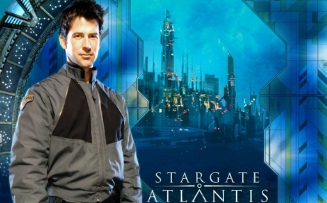 Joe Flanigan SGA Banner - Click to visit the official MGM Stargate web site!
