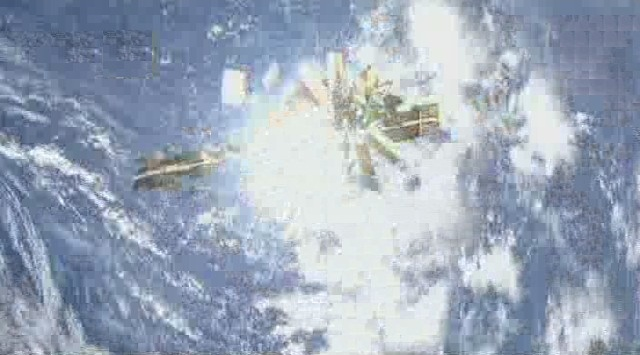 The Event S1x11 Satellite comes under attack