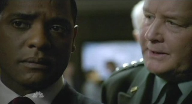 The Event S1x16 - The President and the General are shocked