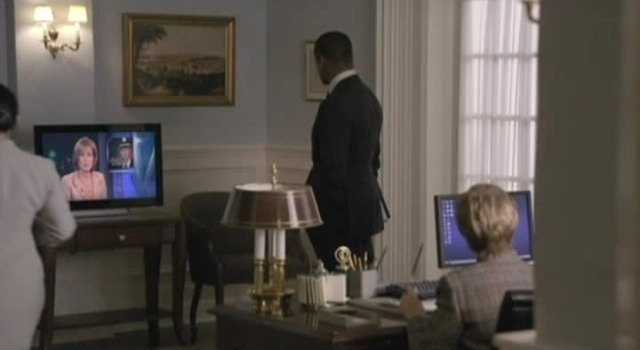 The Event S2x08 - In the Oval Office