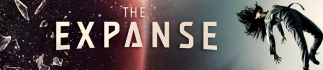 The Expanse Banner Poster - Click to visit and follow The Expanse on Twitter!