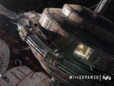 The Expanse Concept Art Tyco Station courtesy Syfy