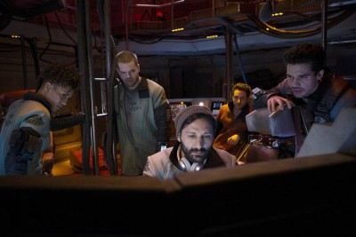 The Expanse S1x02 The Knight crew prepares for trouble