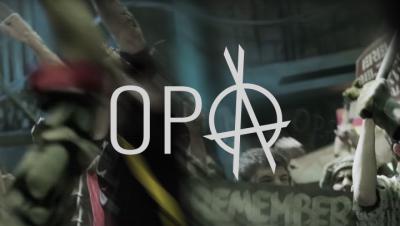 The Expanse S1x04 OPA social logo