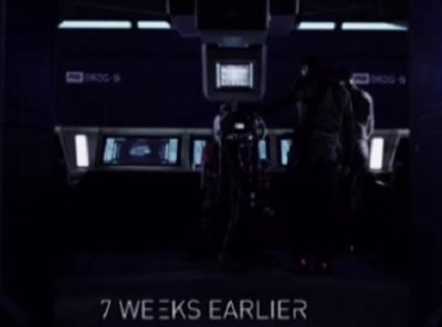 The Expanse S1x09 Seven weeks earlier