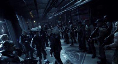 The Expanse S1x10 Eros CPM guard confrontation