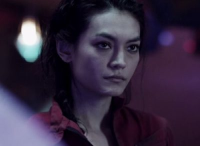 The Expanse S1x10 Julie appears in Millers mind