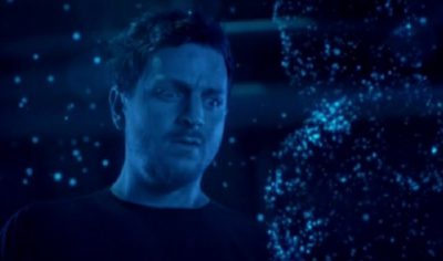 The Expanse S1x10 Kenzo is shocked by The Entity
