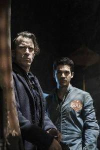 The Expanse S1x10 Miller and Holden on Eros