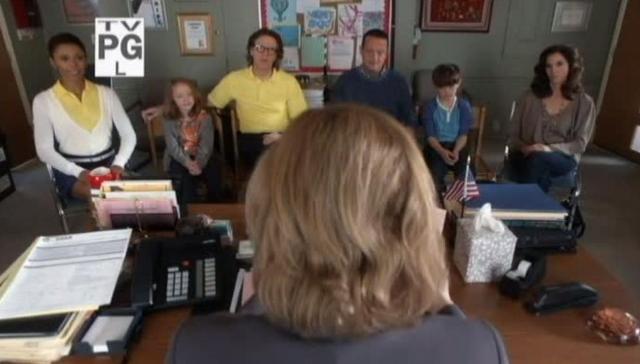 The Neighbors S1x04 Principals office 2
