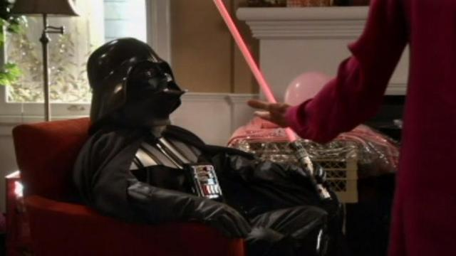 The Neighbors S1x06 Darth Vader