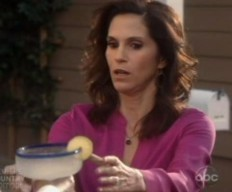 The Neighbors S1x06 Debbie gets a drink
