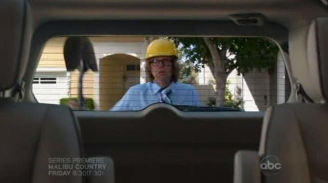 The Neighbors S1x06 Hit with the car