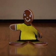 The Neighbors S1x11 Gingerbread man