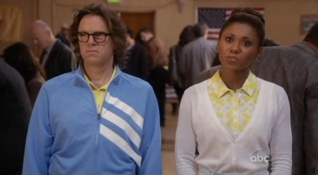 The Neighbors S1x11 Larry and Jackie 1