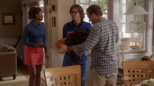 The Neighbors S1x12 Ushered out