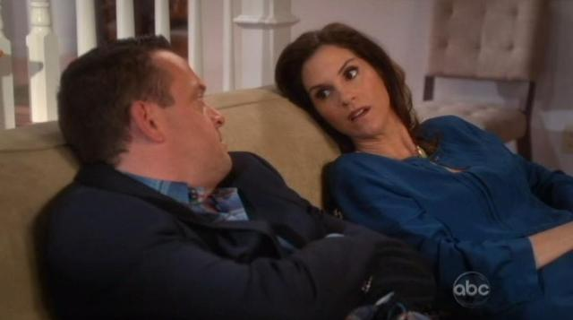 The Neighbors S1x14 Debbie and Marty reverse discrimination