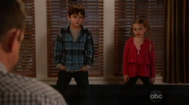 The Neighbors S1x20 Kids told off by mom