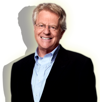 Click to visit The Jerry Springer Show at his official web site!