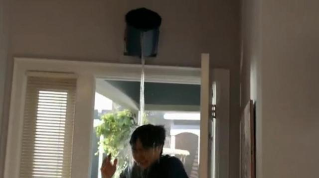 The Neighbors S2X02 Reggie gets watered
