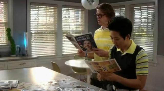 The Neighbors S2X03 clipping coupons